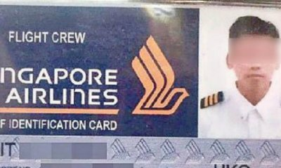 19-Year-Old Poses as Singapore Airlines Pilot to Take Advantage of Over 50 Girls - WORLD OF BUZZ 3