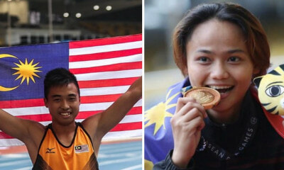 9 Inspiring Malaysian Athletes Who Won Gold Medals at The ASEAN Para Games Yesterday - WORLD OF BUZZ