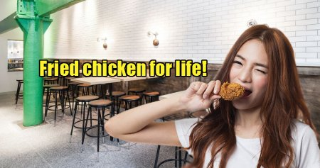 9 Relatable Struggles That Only M'sian Fried Chicken Lovers will Understand - World Of Buzz 10