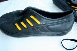 Adidas Kampung Stripes