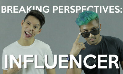 Breaking Perspectives in Malaysia: Influencer - World Of Buzz