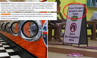 Debate for Seemingly 'Racist' Laundry Store Continues, Here's the Perspective from Both Sides - WORLD OF BUZZ