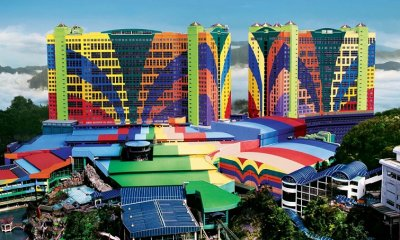 Did You Know That The World's Largest Hotel is Actually Right Here in Genting? - WORLD OF BUZZ 4