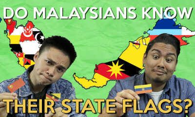 Do Malaysians Know Their State Flags? - World Of Buzz