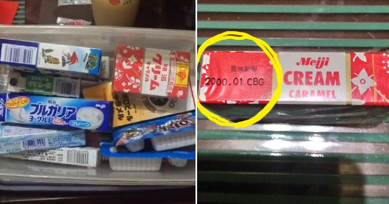 Girl Discovers That Grandma Kept Junk Food for 17 Years In Case They Visited Her - World Of Buzz 4