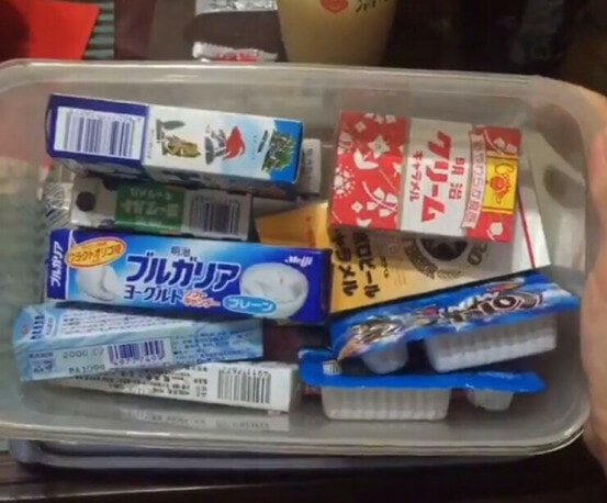 Girl Discovers That Grandma Kept Junk Food for 17 Years In Case They Visited Her - World Of Buzz