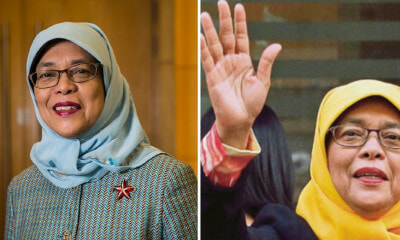 Halimah Yacob Set to Be the First Female President of Singapore! - WORLD OF BUZZ