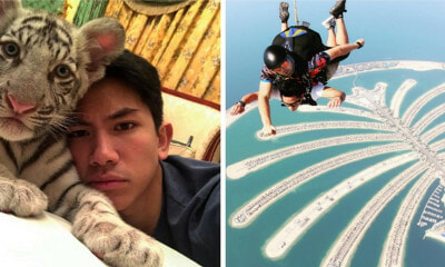 Here's a Glimpse into Bruneian Prince Mateen's Luxurious Life - WORLD OF BUZZ 18