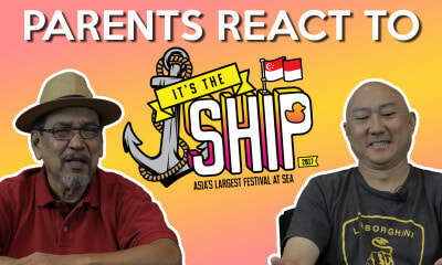 Malaysian Parents React to It's The Ship - World Of Buzz