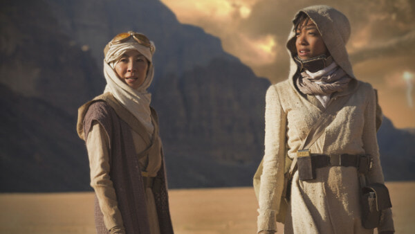 Malaysians Are Not Happy With What Happened to Michelle Yeoh's Character in Star Trek: Discovery - WORLD OF BUZZ 9