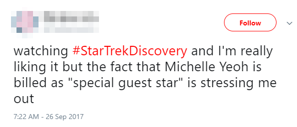 Malaysians Are Not Happy With What Happened to Michelle Yeoh's Character in Star Trek: Discovery - WORLD OF BUZZ 1