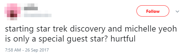 Malaysians Are Not Happy With What Happened to Michelle Yeoh's Character in Star Trek: Discovery - WORLD OF BUZZ 2