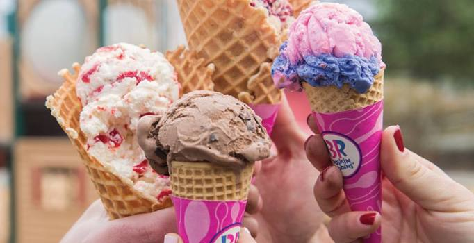 Malaysians Can Get Free Scoop of Ice Cream at Baskin-Robbins on September 16! - WORLD OF BUZZ