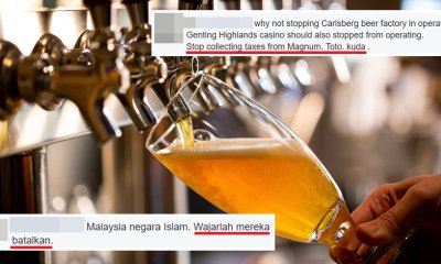 Malaysians Divided Over DBKL's Call to Cancel Beer Festival - WORLD OF BUZZ