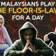 Malaysians Play The Floor-is-Lava for a Day - World Of Buzz