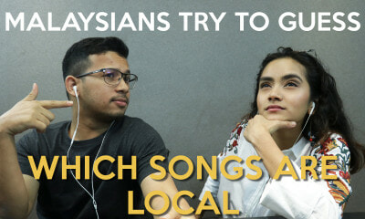 Malaysians Try to Guess which Songs are Local - World Of Buzz