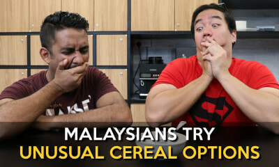 Malaysians Try Unusual Cereal Options - World Of Buzz