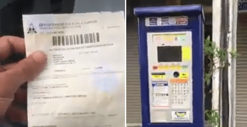Man Angry He 'Kena Saman' Due to Broken Parking Meters, Turns Out They Were Working! - WORLD OF BUZZ