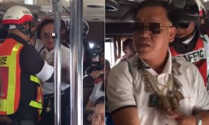 Man Kicked Out of Bangkok Bus By Police for Showing Porn to Other Passengers - World Of Buzz 3