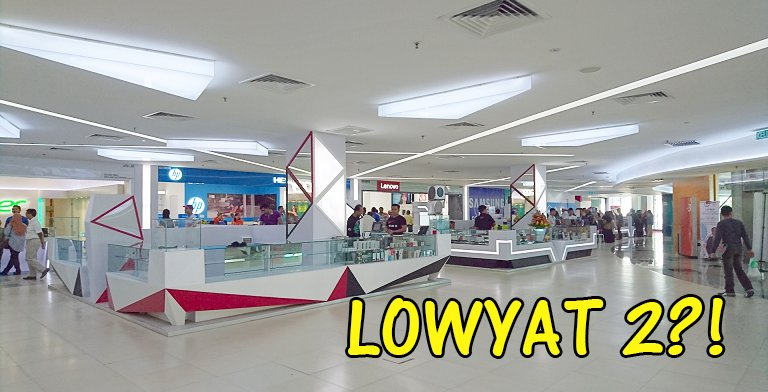 Mara Digital Mall in KL is Reportedly Failing, Here's Are the Possible Reasons Why - WORLD OF BUZZ 3