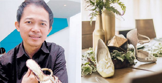 Meet The Malaysian Who Went From Being A Rubber Tapper To World Renowned Shoe Designer - World Of Buzz 3