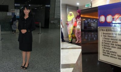M'sian Denied Entry to Building for Wearing Skirt, DBKL Issues Apology - WORLD OF BUZZ 4