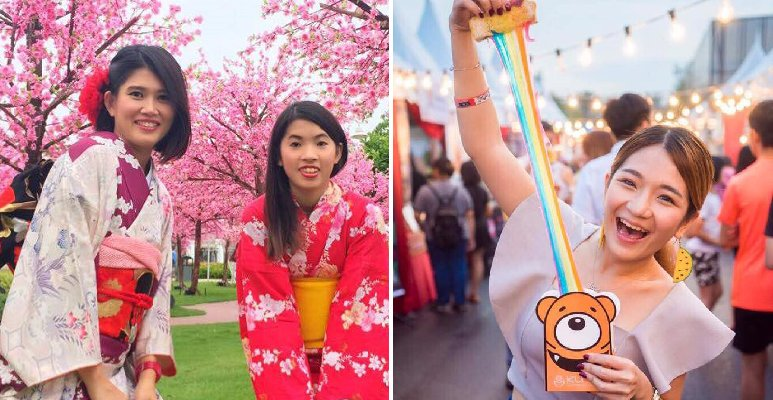 M'sians Can Get a Taste of Japan at This Sakura-Filled Event in Setia Alam! - World Of Buzz 1