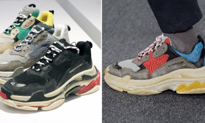 "Netizens Don't Know What to Think of Balenciaga's RM3,300 ""Ugly Cool"" Sneakers - World Of Buzz 9"