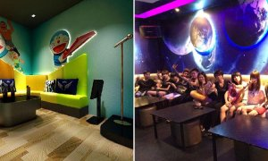 New Karaoke Opening in KL Has Super Cute Rooms and Yummy Japanese Food! - World Of Buzz 3