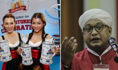 PAS Moves On to Protest Against Selangor's 2017 Oktoberfest - WORLD OF BUZZ 4