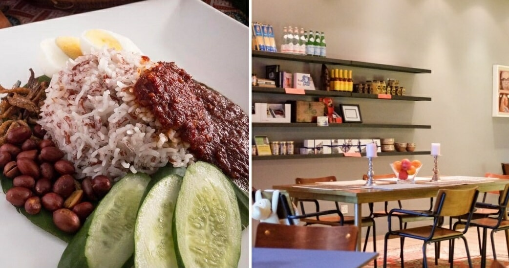 This Fancy Bangsar Restaurant Will Be Serving Free Unique Nasi Lemak Dishes! - World Of Buzz