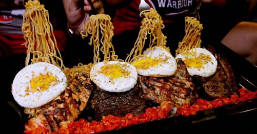 This M'sian Cafe Serves the Craziest and Most Delicious Indomie Combinations! - World Of Buzz 9