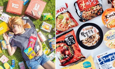 This Startup Surprises You with Mystery Boxes of Korean Food For As Low As RM50 - WORLD OF BUZZ