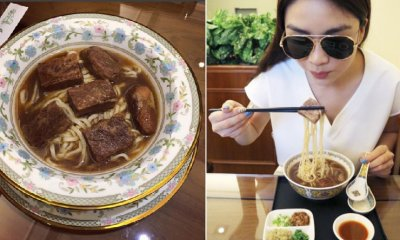 This Taiwan Beef Noodle Soup Costs RM1,400, Here's Why It's So Expensive - WORLD OF BUZZ 9