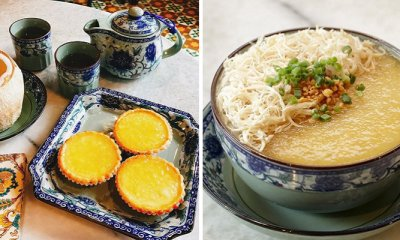 This Vintage Cafe in Penang Offers Deliciously Unusual Bird Nest Delicacies! - WORLD OF BUZZ 10