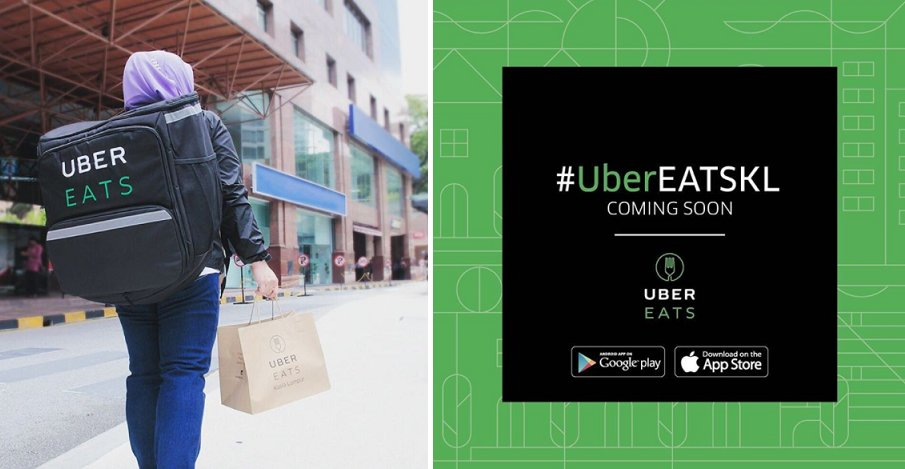 UberEATS Finally Coming to Kuala Lumpur! Malaysians are Absolutely Excited - WORLD OF BUZZ 4