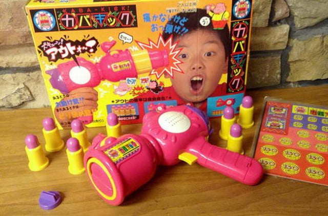 """X Weird AF Toys That Will Make You Go """"WTF JAPAN?!"""" - WORLD OF BUZZ 10"""
