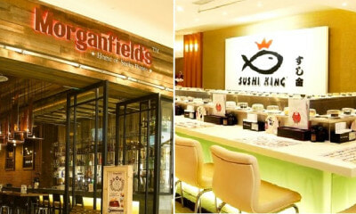12 Popular F&b Franchises You Probably Didn't Know Were From Malaysia - World Of Buzz