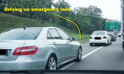 16 Basic Traffic Rules Malaysians Always Do WRONG! - WORLD OF BUZZ 17