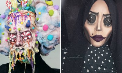 5 Malaysia SFX Makeup Artist You Want To Book For This Halloween - WORLD OF BUZZ