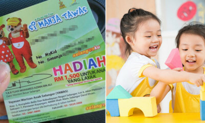 Babies Born in Selangor Are Eligible For RM1,500 From the Gov, Here Are the Conditions - WORLD OF BUZZ