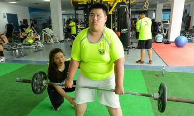 Chinese University Requires Students to Lose Weight as Part of Course Marks - WORLD OF BUZZ 3