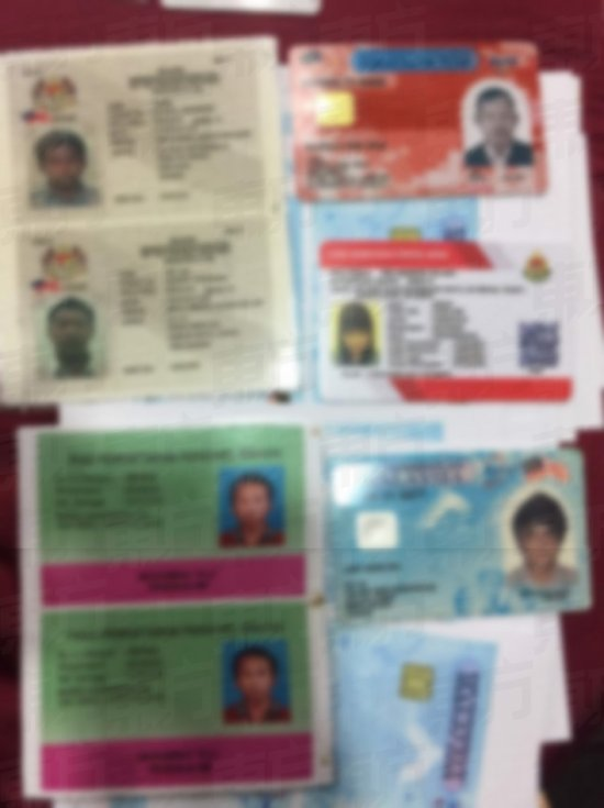 Foreigners Busted Selling All Sorts of Fake Official Documents As Cheap As RM400 - WORLD OF BUZZ 1