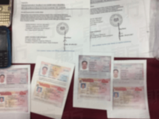 Foreigners Busted Selling All Sorts of Fake Official Documents As Cheap As RM400 - WORLD OF BUZZ 2