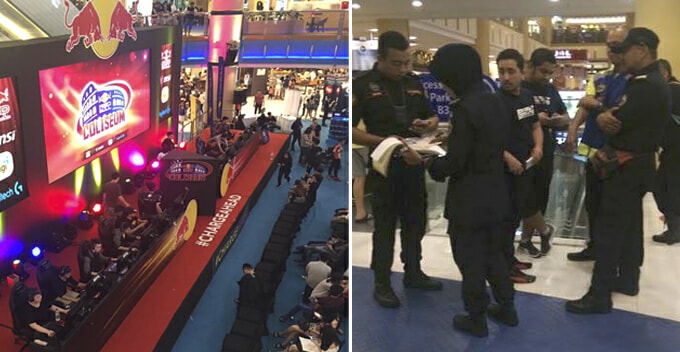 Gaming Tournament in Sunway Pyramid Shut Down by MPSJ, Here's What We Know - WORLD OF BUZZ