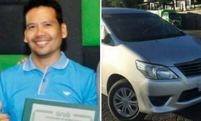 Grab Driver Brutally Murdered By Passengers and Gets Car Stolen - WORLD OF BUZZ 3