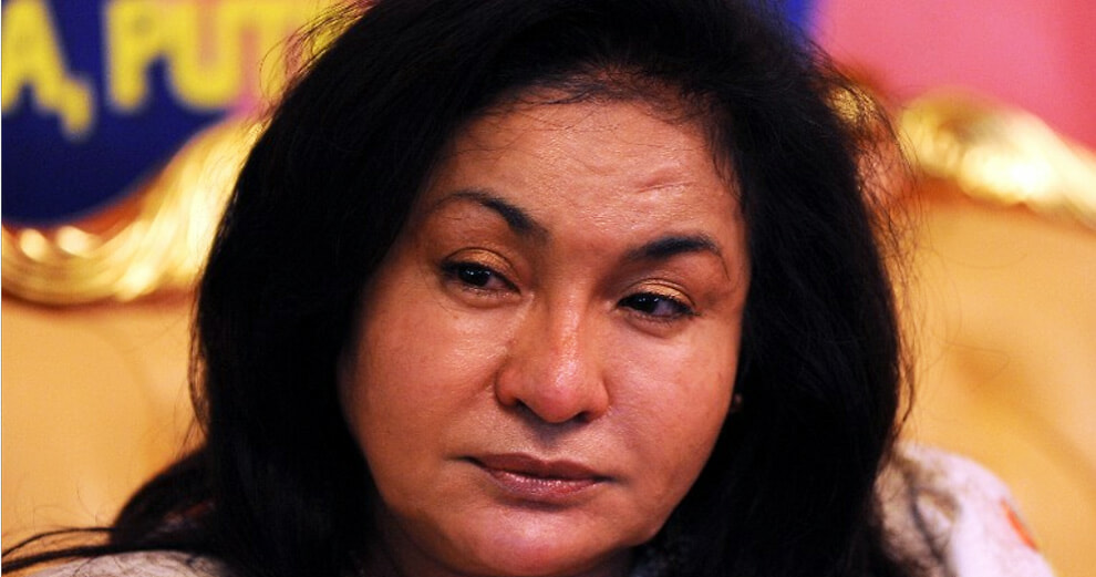 """""""i Too, Am A Victim Of Fake News And Cyberbullying,"""" Says Rosmah Mansor - World Of Buzz 2"""