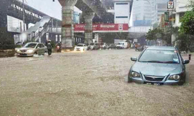 If You Live in These Areas, You Need to Brace For Flood as Monsoon Is Coming - WORLD OF BUZZ