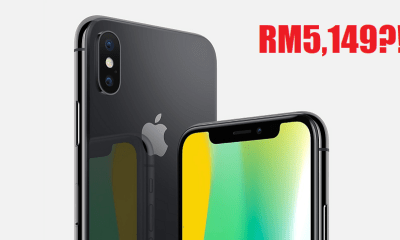 iPhone X Price for Malaysia Just Released and It Starts at RM5,149! - WORLD OF BUZZ 1