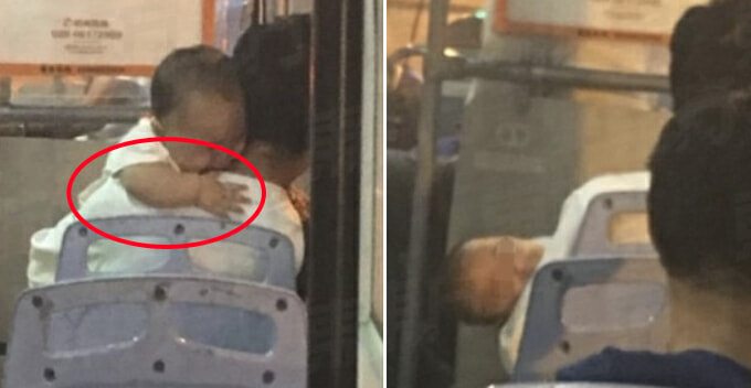 Lady Acts On Her Instinct And Saves A Kidnapped Baby From Being Sold Off - World Of Buzz